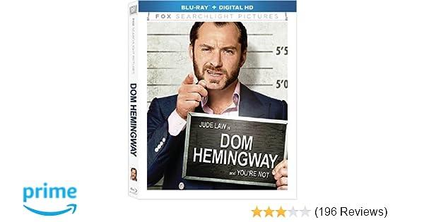 dom hemingway full movie stream