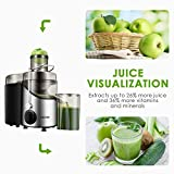Juicer, Juice Extractor, Aicook Juicer Machine with