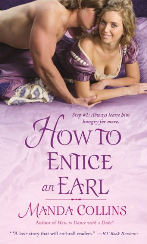 book cover of How to Entice an Earl