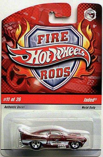 Hot Wheels Jaded, Fire Rods 11/26