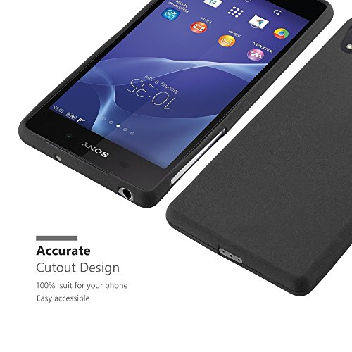 Cadorabo - Cubierta protectora para Sony Xperia Z2 de silicona TPU en diseño Escarcha