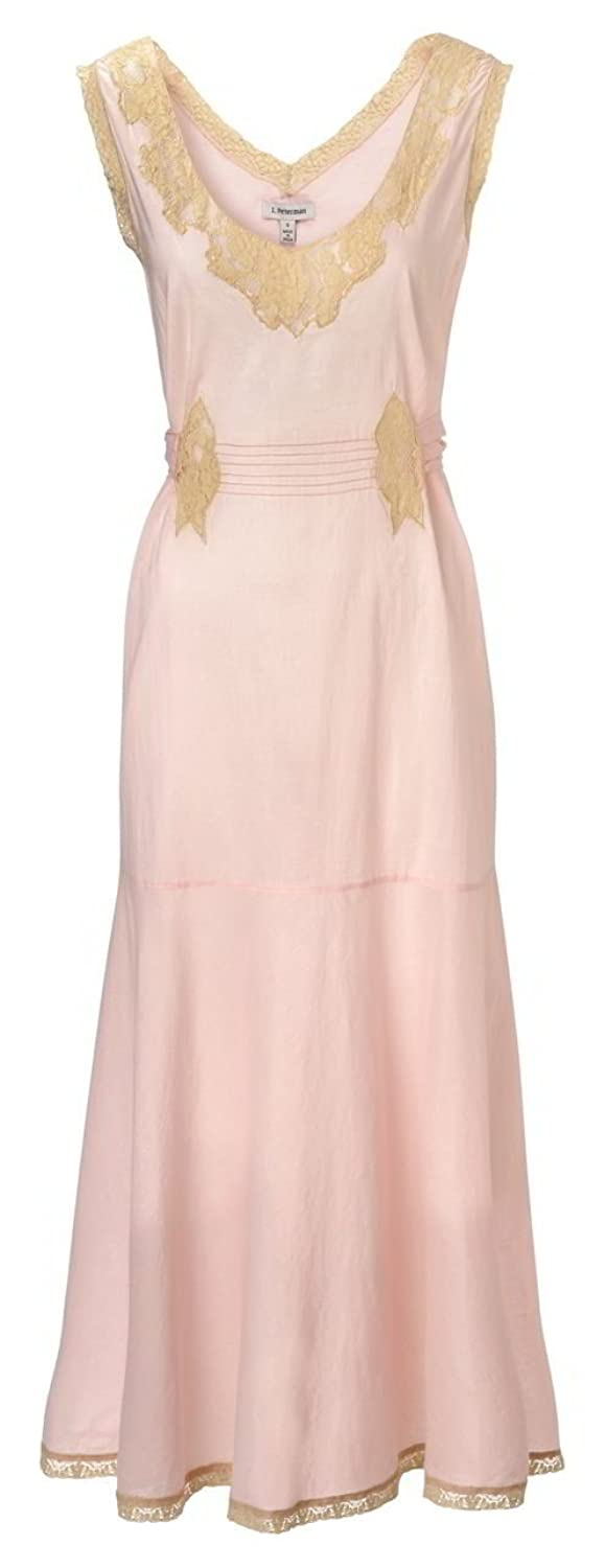 Vintage Inspired Nightgowns, Robes, Pajamas, Baby Dolls Corfiot Nightgown $90.85 AT vintagedancer.com