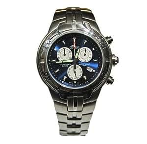 Reloj Hombre Lotus ref. 15246/6 En Acero satinato quadrante blu cronografo Con Fecha: Amazon.es: Relojes