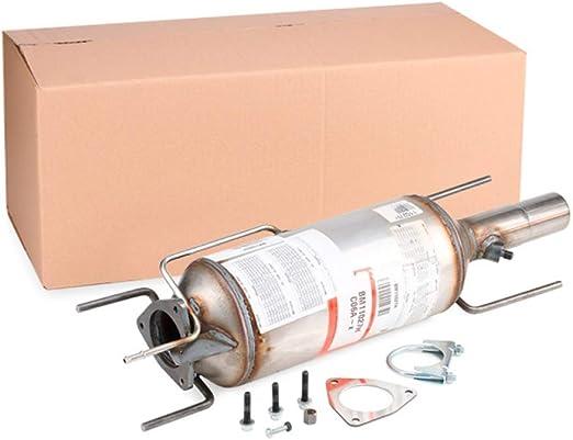 Abgasanlage BM CATALYSTS BM11027H Ru/ß-//Partikelfilter