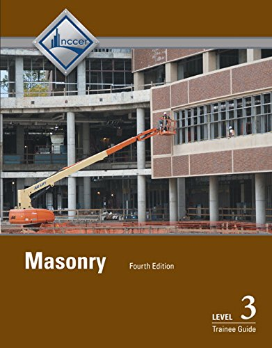 Masonry Level 3 Trainee Guide (4th Edition) by Pearson