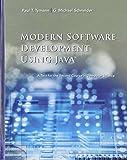 Modern Software Development Using Java: a Text For