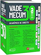 Vade Mecum Acadêmico de Direito Rideel. 1º Semestre 2019