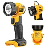 DeWALT Pivoting Cordless LED Worklight — 20 Volts, Model# DCL040