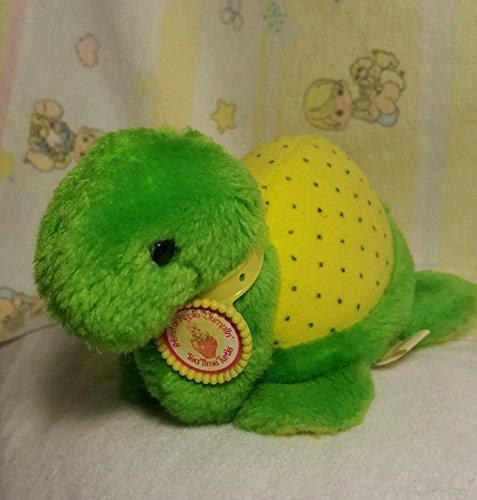 Vintage Tea Time Turtle Strawberry Shortcake Apple Dumplin Friend Rare]()