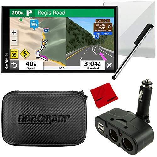 Garmin RV 780: The Advanced GPS Navigator with RV/Camping Adventurer's