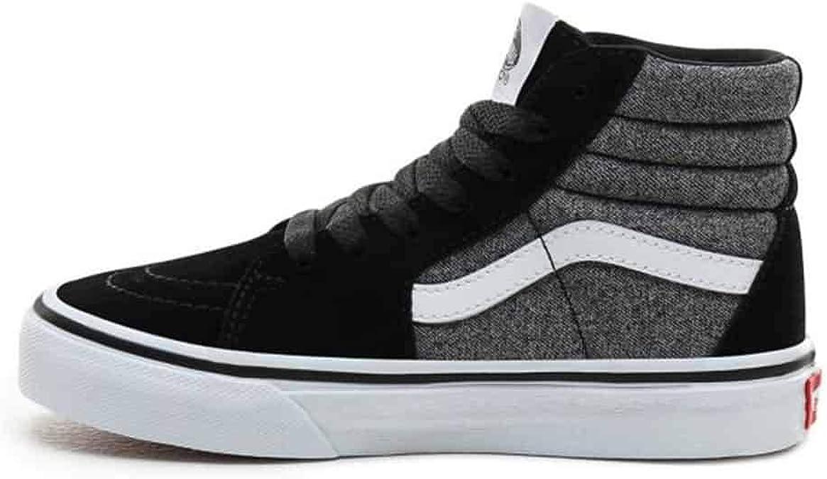 Vans Boy's Sk8 Hi Kids Skate Shoes