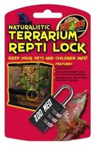 Zoo Med Naturalistic Terrarium Reptile Lock