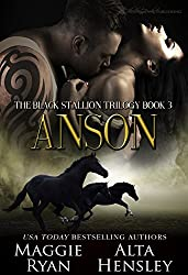 Anson (The Black Stallion Trilogy Book 3)