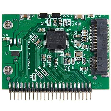 Allshopstock (#49) SATA Mini Pci-E SSD Hembra a 3.3v 2.5 ...