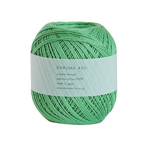 Lace yarn # 20 50 g 210 m Col.19 3 ball set by Yokota