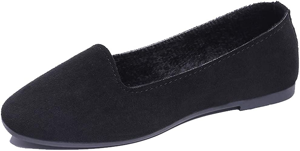 Ladies Flat Shoes Ballet Pumps Flats