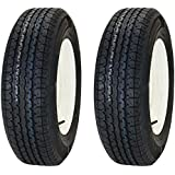 MARASTAR 2PK ST205/75R15 ASSEMBLY LRC Trailer Tire - ST205/75R15