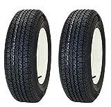 #6: MARASTAR 2PK ST205/75R15 ASSEMBLY LRC Trailer Tire - ST205/75R15