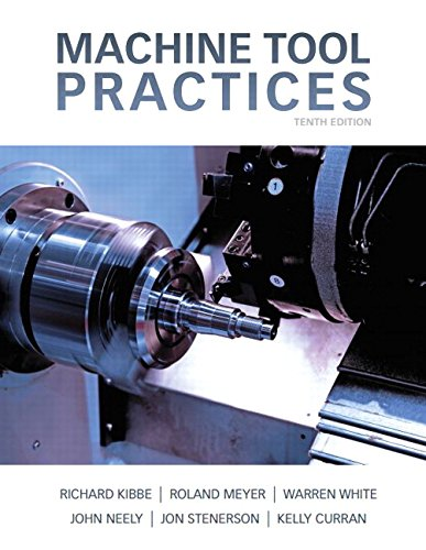 Machine Tool Practices 10th Edition