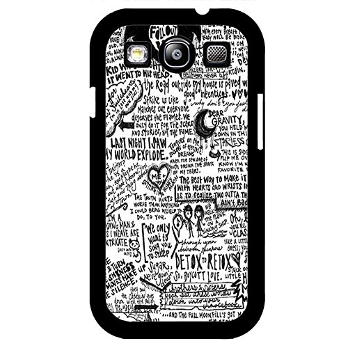 Samsung Galaxy S3 I9300 FOB Band Cover Shell Fashion Funny Printed EMO Rock Band Fall Out Boy Phone Case Cover for Samsung Galaxy S3 I9300