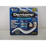 Dentemp Maximum Strength Dental Repair Material - 12+ Repairs