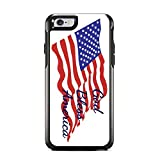 God Bless America Quote The American Flag Otterbox Symmetry iPhone 6 VINYL STICKER DECAL WRAP SKIN
