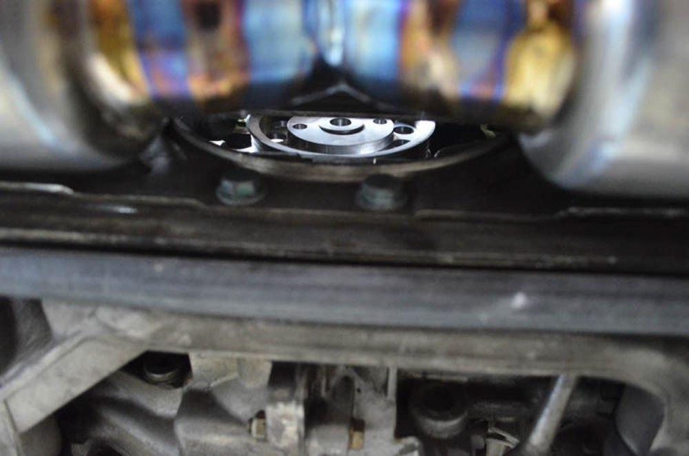 Agencia De ap-996tt-130 ligero manivela polea Porsche 996 997 TURBO | GT3, 1 Pack: Amazon.es: Coche y moto
