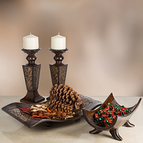 Top 10 best candle centerpieces for dining tables top for Candle centerpieces for dining tables