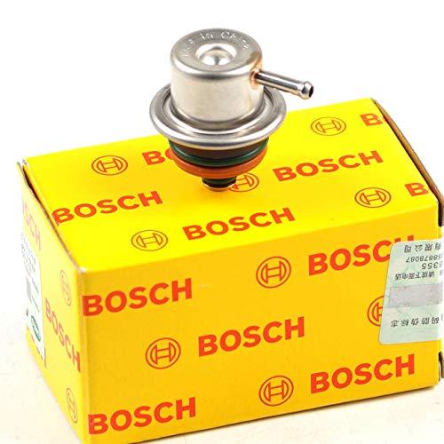 DOBI 1pcs Fuel Injection Pressure Regulator For Audi 2000-06 TT/00-06 TT Quattro & 2000-05 Beetle/95-00 Cabrio/97-03 EuroVan/93-06 Golf/93-05 Jetta/96-97 Passat ()