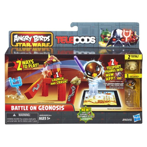 Angry Birds Telepods Geonosis Playset