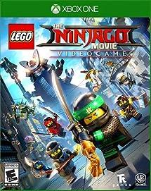 Amazoncom The Lego Ninjago Movie Videogame Xbox One Whv Games