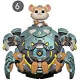 Funko Pop! Games: Overwatch - Wrecking Ball 6""