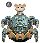 Funko Collectible Figure Pop! Games, Overwatch, Wrecking Ball, 6""