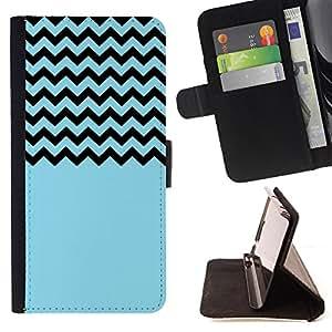 King Case - FOR HTC One M8 - Your yearning for freedom - Prima caja de la PU billetera de cuero con ranuras para tarjetas, efectivo Compartimiento desmontable y correa para la mu?eca