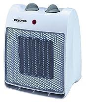 Pelonis NT20-12D Ceramic Safety Furnace, 1500-watt, White by Pelonis