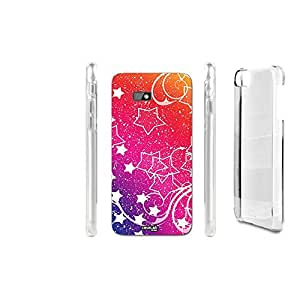 FUNDA CARCASA STELLE ROSA BLU PARA HTC DESIRE 600