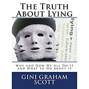 The Truth About Lying Audiobook