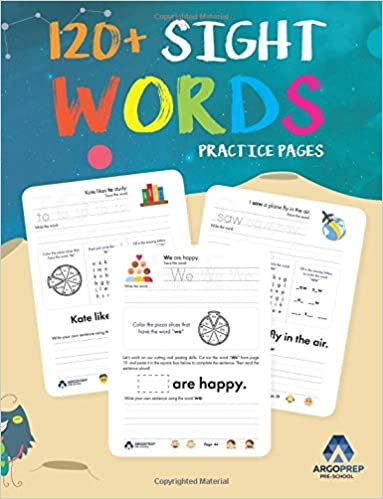 Sight Words Practice Workbook For Preschoolers To 3rd Grade: Learn The Top 100 High-frequency Words With Our Engaging Activity Workbook That Helps ... Increase Their Reading Comprehension Level. Descargar ebooks PDF