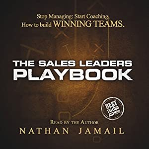 The Sales Leaders Playbook Audiobook