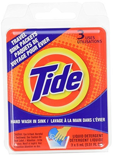 Tide Travel Sink Packets (6)