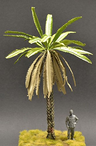 Reality In Scale 1:35 1:48 Large Palm Tree 25cm Large Leaf -