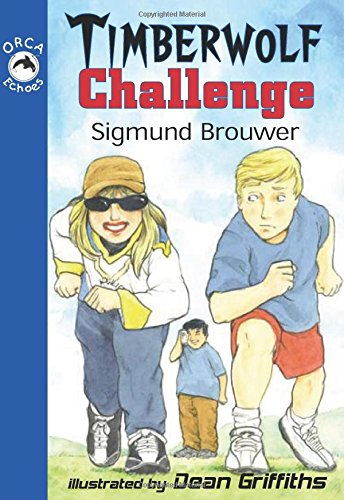 Download Timberwolf Challenge (Orca Echoes) pdf epub