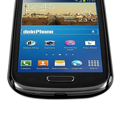 Carcasa para Samsung Galaxy S3 diseño étnico negro