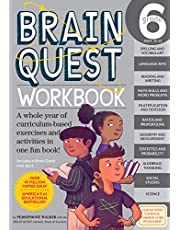 Brain Quest Workbook: 6th Grade