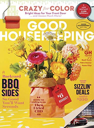 Good Housekeeping (First Magazine Subscription Best Price)
