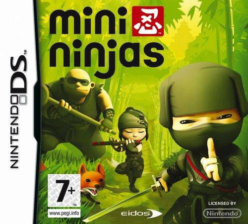 Koch Media Mini Ninjas - Juego (Nintendo DS, Acción ...