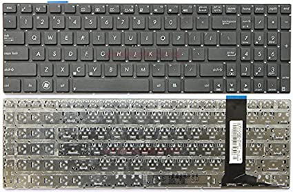 Replacement Keyboard for Asus Laptop - All Models Available - 1 Year Warranty … (X555, Black) LAPTOPKINGCA