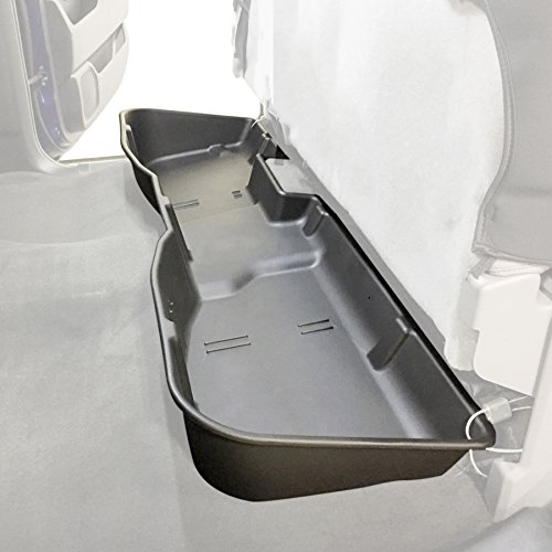 Under Seat Storage Box Fits 2007 2018 Compatible With