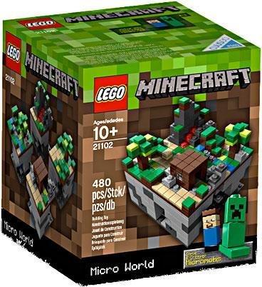 lego 21102 minecraft building set - 8