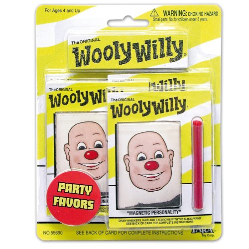 [Party Destination 208785 Wooly Willy Mini Games] (Wooly Willy Halloween Costume)